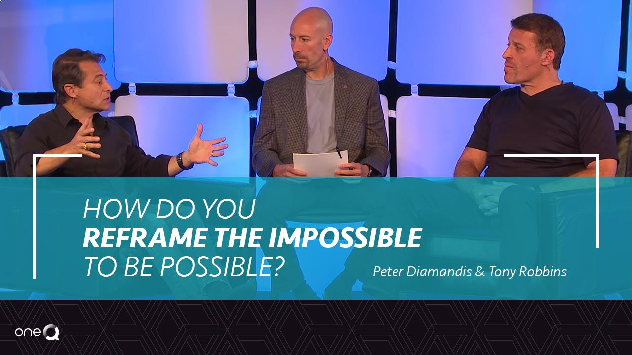 How Do You Reframe The Impossible to Be Possible? - Simply One Question - One Q