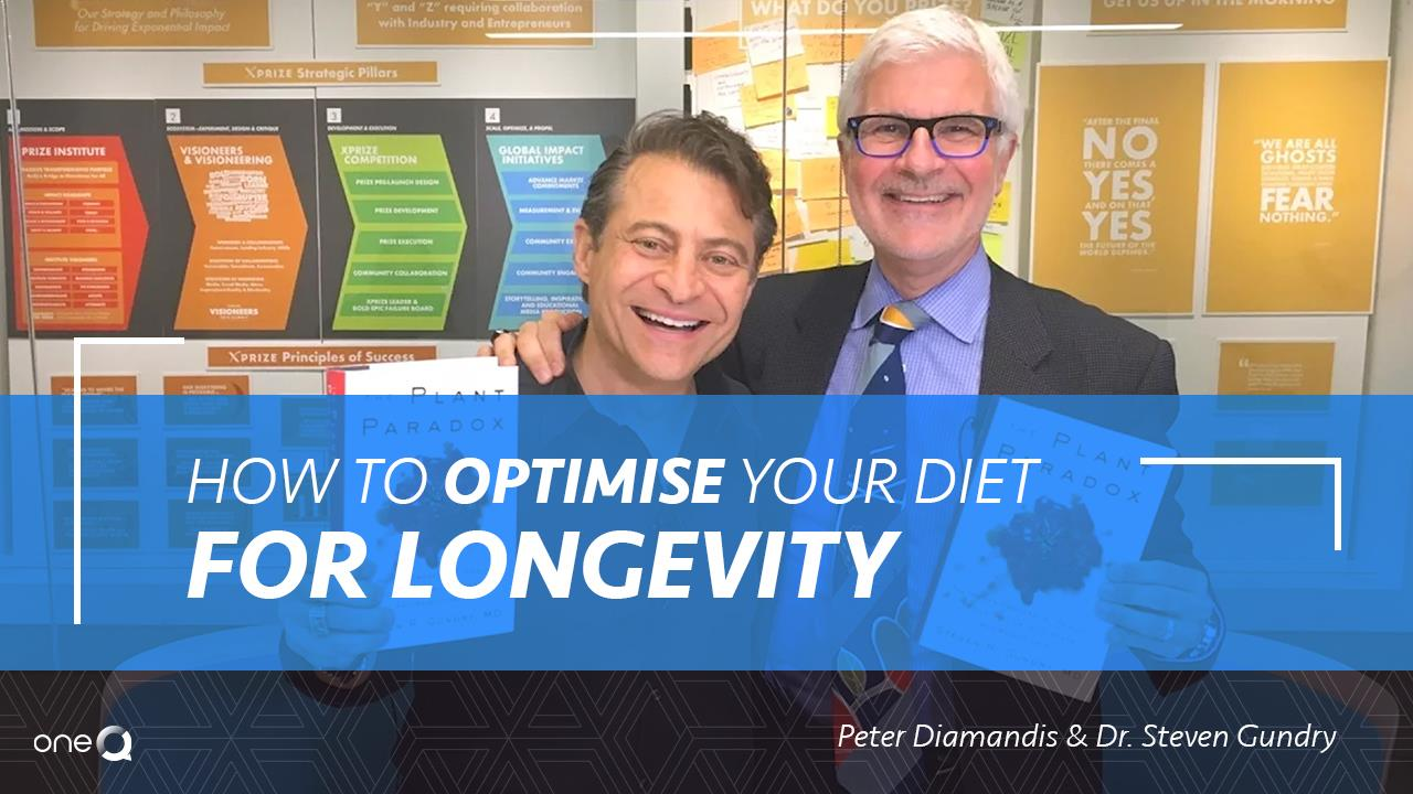 How To Optimize Your Diet For Longevity - Simply One Question - One Q
