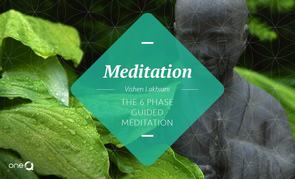 Meditation | The Six Phase Guided Meditation - Simply One Question - One Q
