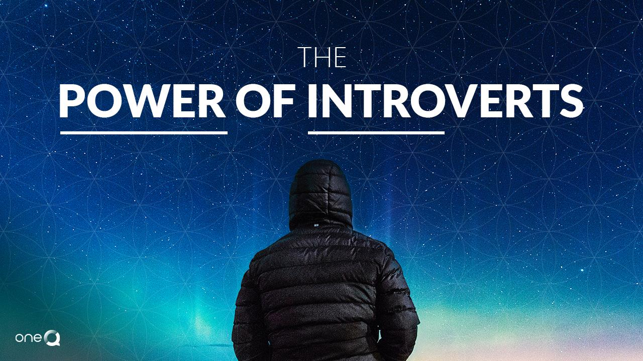 The Power of Introverts - Simply One Question - One Q