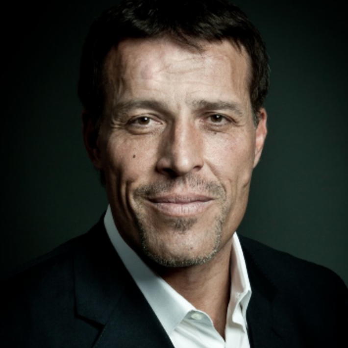 Tony Robbins - Simply One Question - One Q